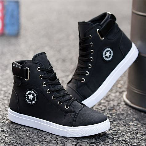 Men's Kallum High Top Fashion Sneaker