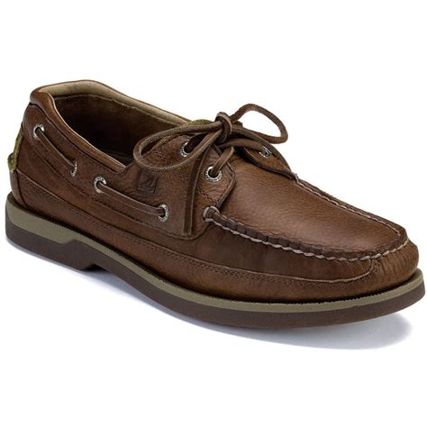 Men's Kinsley Two Eye Boat Shoe