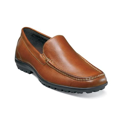 Men's Lake Moc-Toe Slip-On Loafer