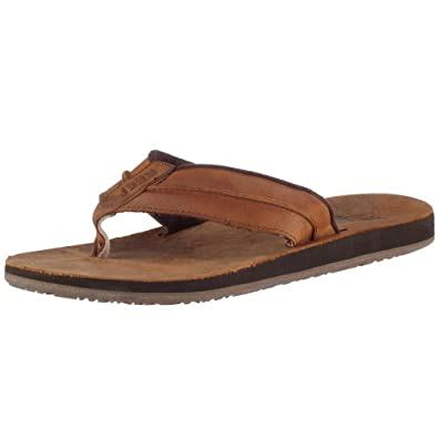Men's Leather Marbea Thong Sandal