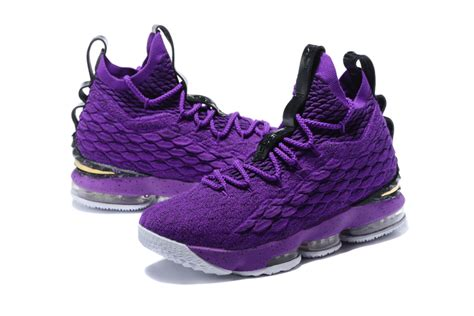 Men's Lebron 15 Basketball Shoes