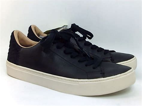Men's Lenox Sneaker Canvas/Leather Navy Washed