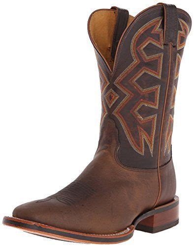 Men's Let's Rodeo 11 Inch Western Riding Boot