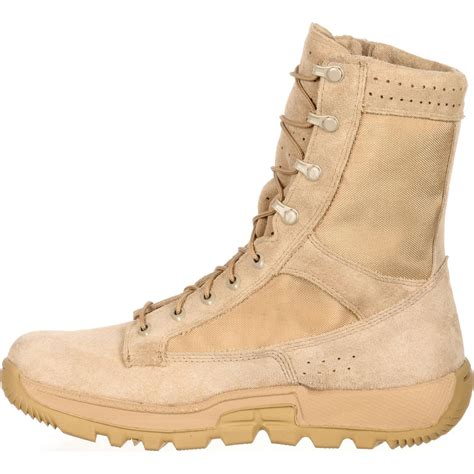 Men's Lightweight Tactical Boots - Desert Tan
