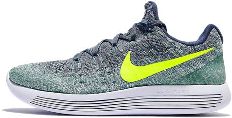 Men's Lunarepic Low Flyknit 2, THUNDER BLUE/VOLT-WORK BLUE, 11.5 M US