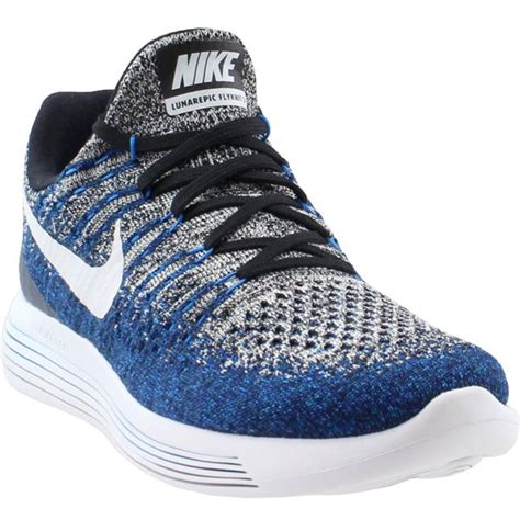 Men's Lunarepic Low Flyknit Running Shoes