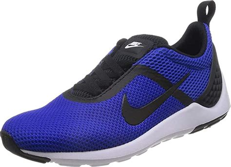 Men's Lunarestoa 2 Essential Running Sneaker, Racer Blue/Black-White