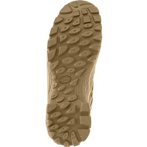 Men's M8 Hot Weather Coyote Military & Tactical Boot