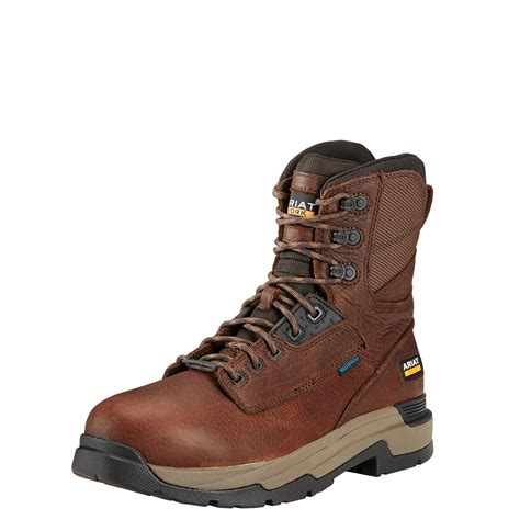 Men's Mastergrip 8' H2O Composite Toe Work Boot