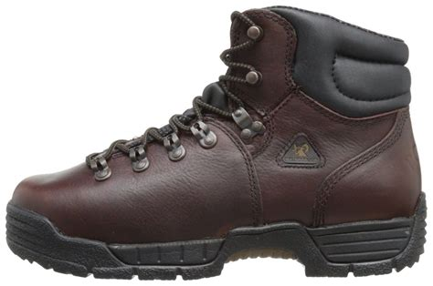 Men's Mobilite Six Inch Steel Toe Work Boot
