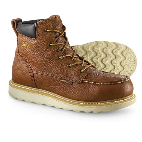 Men's Moc-Toe 6' Work Boot
