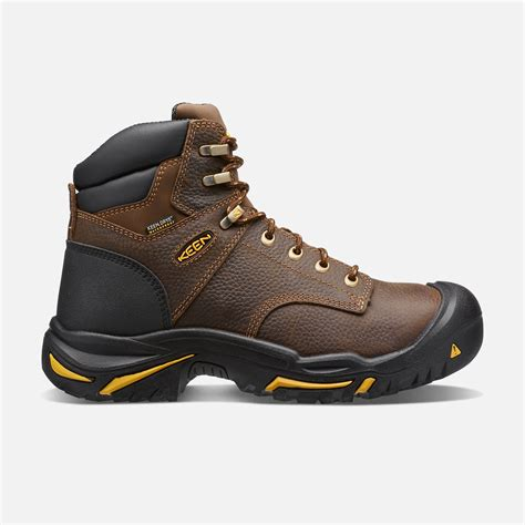 Men's Mt Vernon 6' Waterproof Soft Toe