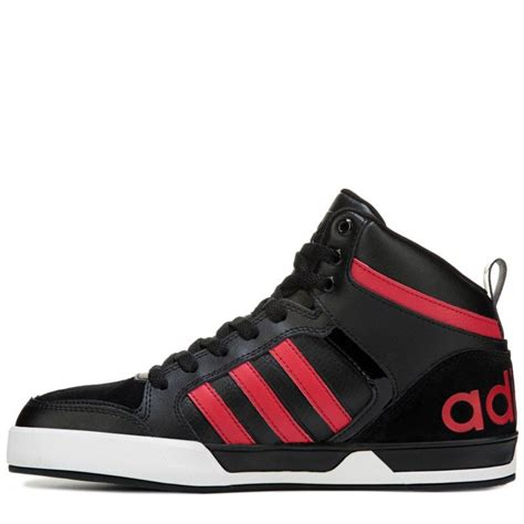 Men's Neo Raleigh 9tis High Top Sneaker Adidas Purple