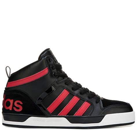Men's Neo Raleigh 9tis High Top Sneaker Adidas Red