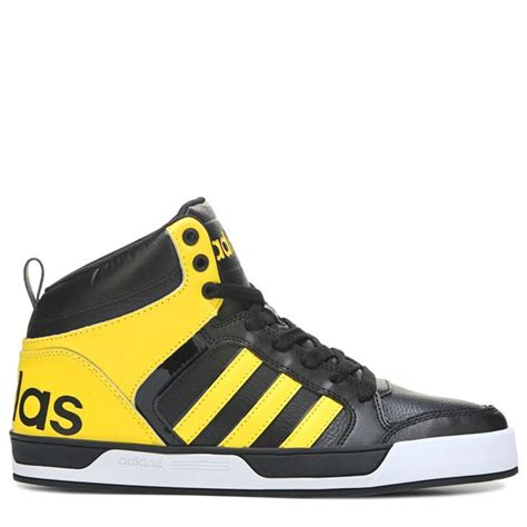 Men's Neo Raleigh 9tis High Top Sneaker Adidas Yellow