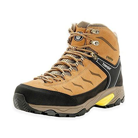 Men's Newman Waterproof Suede Hiking Boot