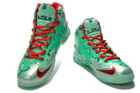 Men's Nike Lebron XI Basketball Shoes - 616175 301