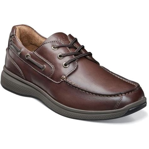 Men's Norfolk MOC Boat Shoe