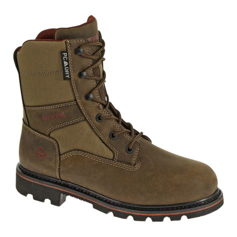 Men's Novack 8 Inch Comp Toe Boot