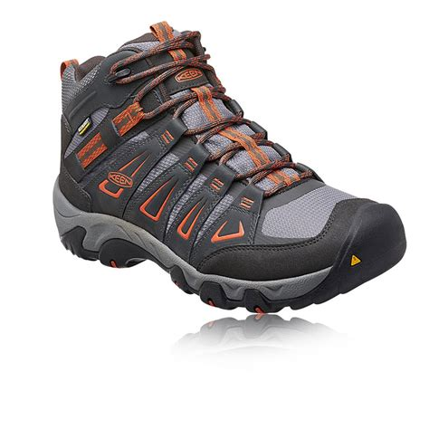 Men's Oakridge Mid Waterproof Hiking Boot