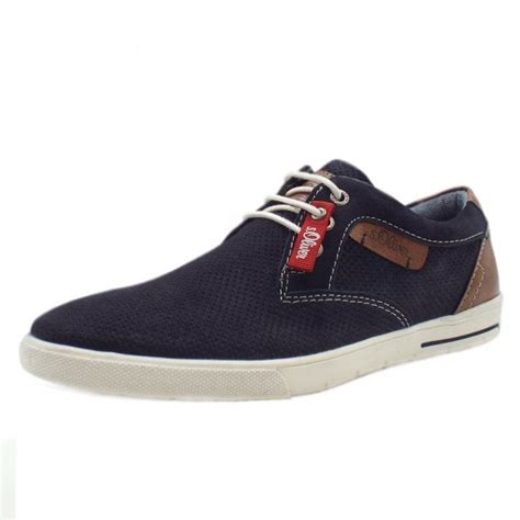 Men's Oliver Casual Lace Up Shoes