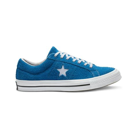 Men's One Star Suede Low Top Sneakers
