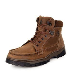 Men's Outback Gore-tex WP 5' Moc-Toe Field Boots-8723
