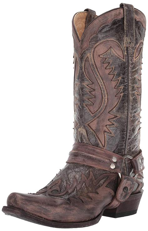 Men's Outlaw Harness Riding Boot