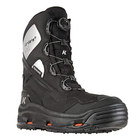 Men's Polar Vortex 1200 Waterproof Leather, Rubber Snow Boots