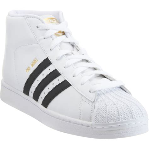 Men's Pro Model HK, WHITE/BLACK