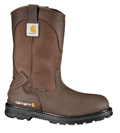 Men's QC Wellington 11 Inch Steel Toe Work Boot