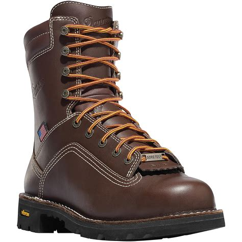 Men's Quarry USA 8 Inch Work Boot