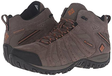 Men's Redmond Mid Leather Omni-Tech Hiking Boots