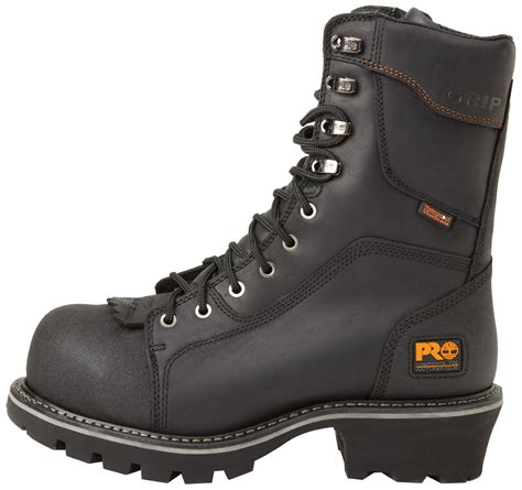 Men's Rip Saw Composite-Toe Logger Work Boot