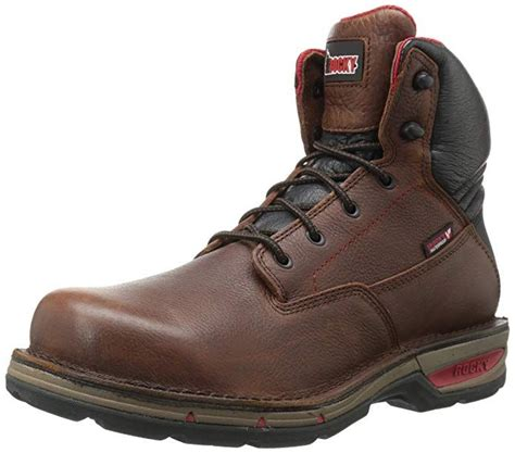 Men's Rkk0226 Construction Boot