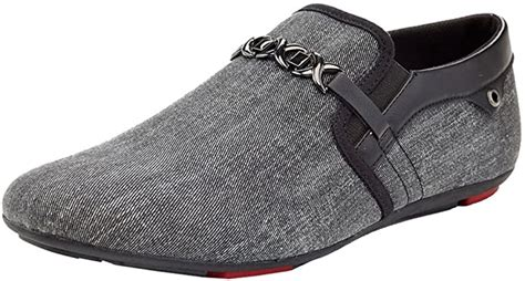 Men's Roberto Textured Driving Low Cut Driving Shoes Slip On Loafers