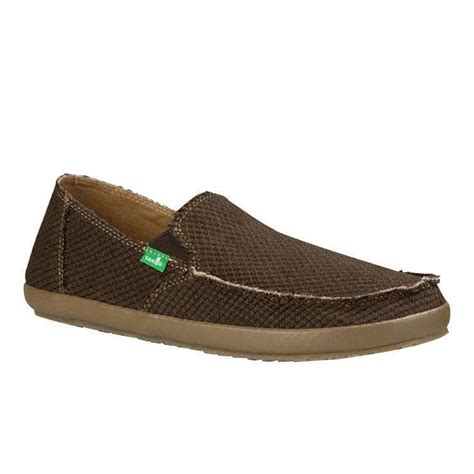 Men's Rounder Hobo Hemp Slip On
