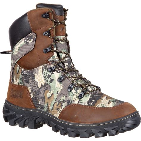 Men's S2V Jungle Hunter Waterproof Insulated Outdoor Boot-RKS0273