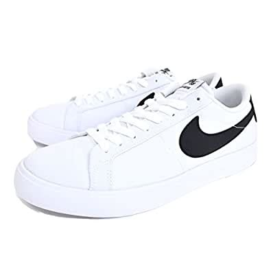 Men's SB Blazer Vapor TXT Skateboarding Shoes White Black 902663 101 Size 11 D(M) US