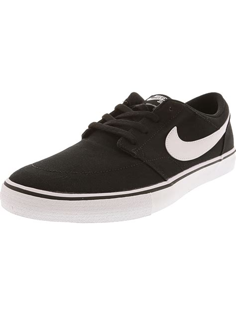 Men's SB Portmore Canvas Premium Ankle-High Skateboarding Shoe