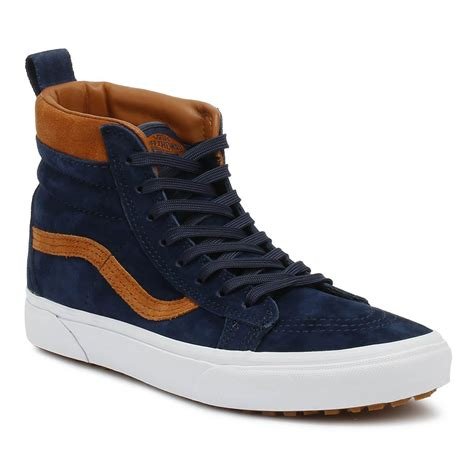 Men's SK8-HI Trainers, Blue