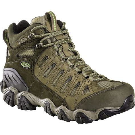 Men's Sawtooth Mid BDRY Hiking Boot