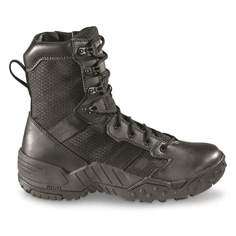 Men's Scorch Side-Zip 8' Military and Tactical Boot