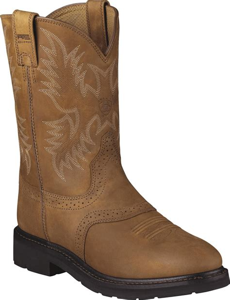 Men's Sierra Saddle Work Boot