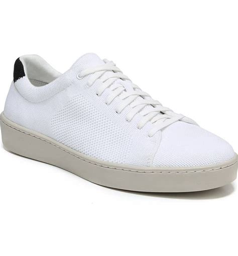 Men's Silos Knit Low Top Sneakers