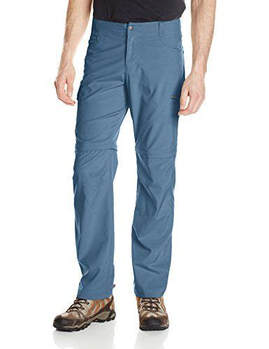 Men's Silver Ridge Stretch Convertible Pants, Whale, 34 x 32