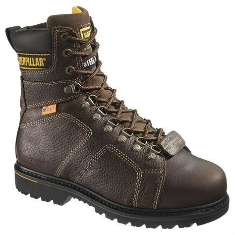 Men's Silverton Guard Steel Toe Work Boot