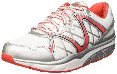 Men's Simba 6 White/Silver/Red Synthetic 41 Medium