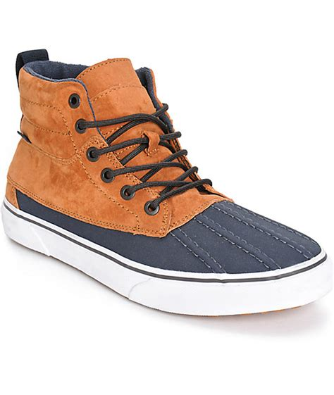 Men's Sk8 Hi Del Pato Skateboarding Shoes