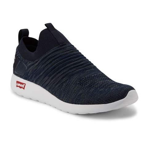 Men's Sky Slip-on Knit Shoe Fashion Sneaker